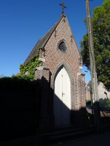 Dentergem Wontergemstraat zonder nummer Sint-Antoniuskapel