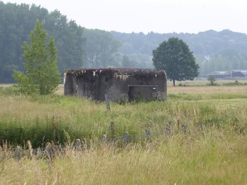Bunkers KW-linie Vlaams-Brabant