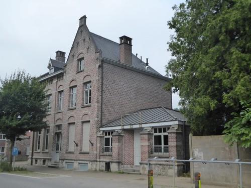 Huldenberg Sint-Agatha-Rode dorpsgezicht
