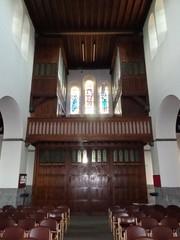 Orgel kerk Sint-Bavo