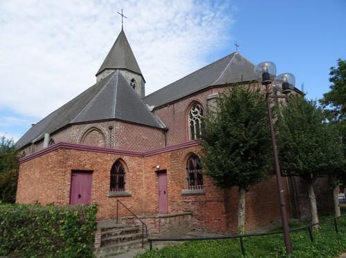 Wielsbeke St.-Brixiusplein zonder nummer zuidoostzijde