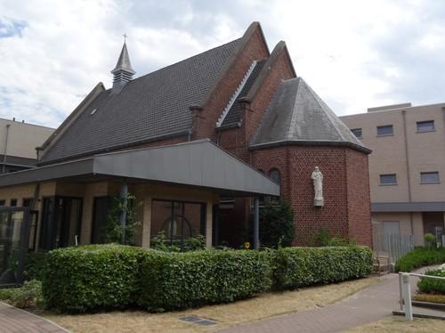 Ingelmunster Weststraat 53 Kapel zuidwestzijde