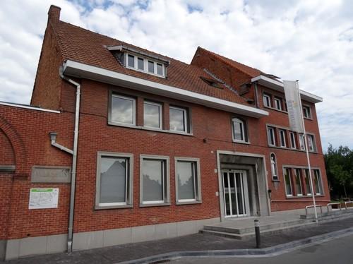 Ingelmunster Bollewerpstraat Volkshuis
