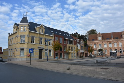 Zonnebeke Passendale Passendaleplaats 4-5