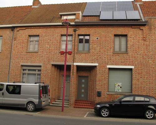 Zonnebeke Roeselarestraat 9-19
