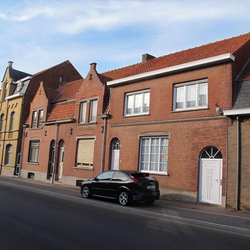 Zonnebeke Beselare Beselarestraat 264-262-260