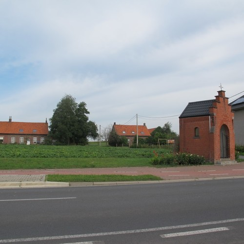 Zonnebeke Beselare Wervikstraat 146-148