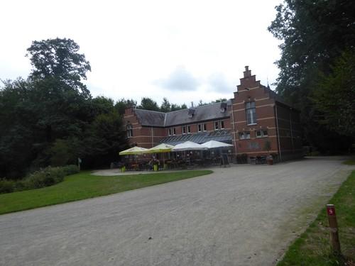 Ranst Schildesteenweg 95-99 Koetshuis Vrieselhof