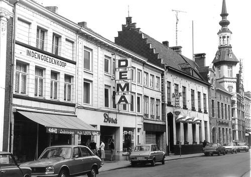 Diest Koning Albertstraat 40-48