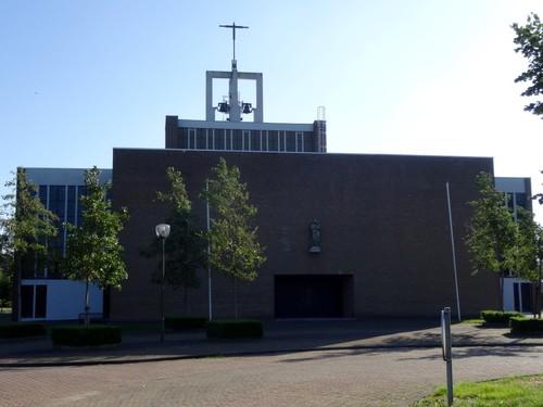 Beernem Sint-Hubertusstraat 3 westzijde