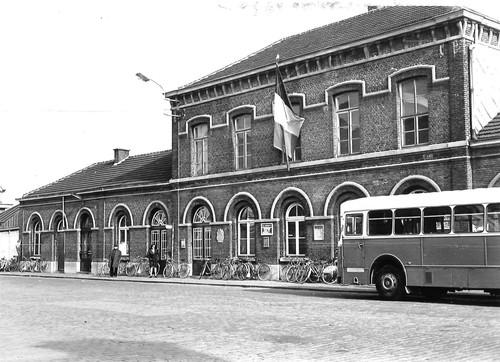 Zottegem Stationsplein ZN