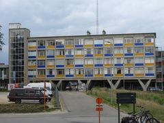 Modernistisch home voor verpleegsters