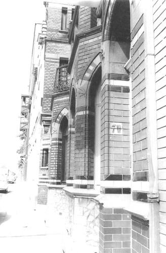 Halle Vandenpeereboomstraat 70-72
