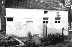 Achterbouw met korfboogdeur