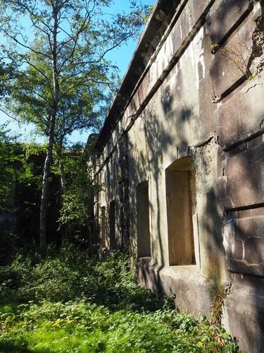 Kapellen, Kapellen, Fort Ertbrand, voorzijde fort.