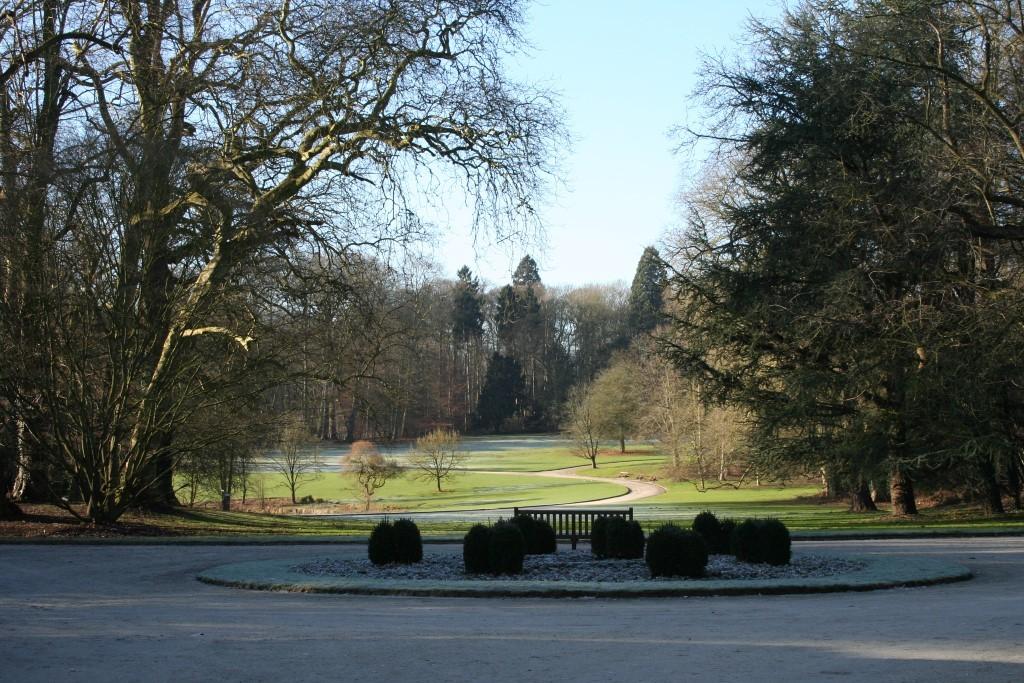 Domein van de nationale plantentuin van belgië erfgoedobjecten