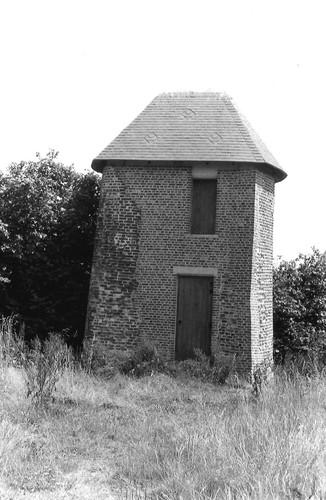 Londerzeel Burcht 7 vestingstoren