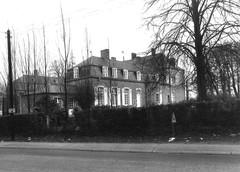 Tuin van het kasteel van Sint-Kwintens-Lennik