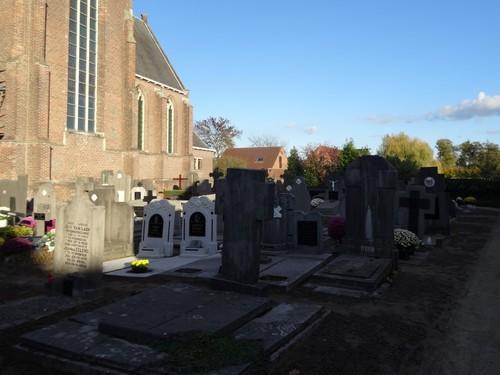Beerse Kerkstraat zonder nummer Kerkhof