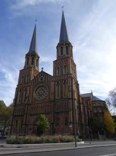 Antwerpen Charlottalei 2 westzijde