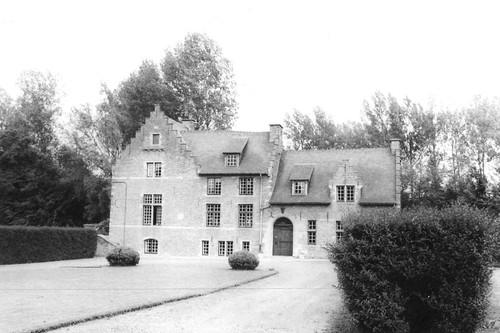 Hof ten Brugsken met tuin