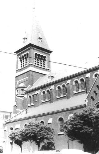 Sint-Pieters-Leeuw Kerkplein zonder nummer kerk