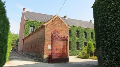Gooik Berghomstraat 19  Hoeve Hof de Bail