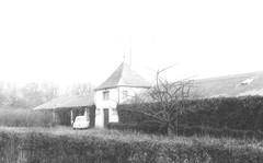 Bijgebouw van het Ribaucourtkasteel