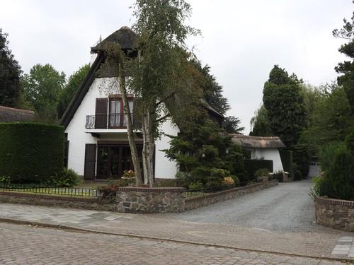 Villa ontworpen door De Vloed
