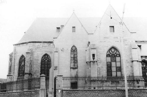 Ternat Kerkplein zonder nummer kerk