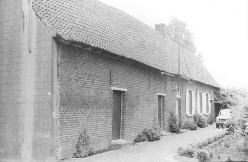 Ternat Kerkstraat zonder nummer hoeve