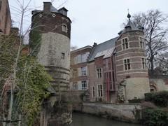 Leuven eerste stadsomwalling Minderbroederstraat (https://id.erfgoed.net/afbeeldingen/288969)