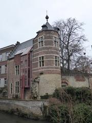 Leuven eerste stadsomwalling Minderbroederstraat (https://id.erfgoed.net/afbeeldingen/288971)