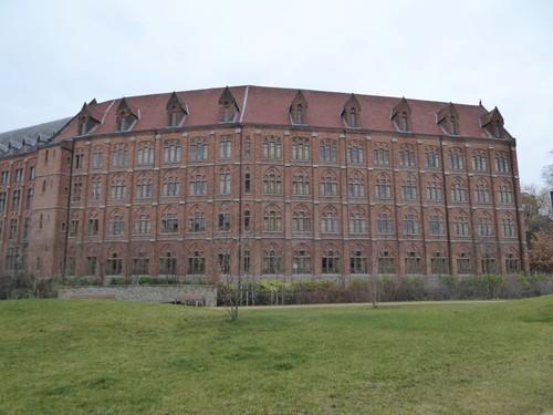 Leuven Minderbroedersstraat 15 Justus Lipsiuscollege