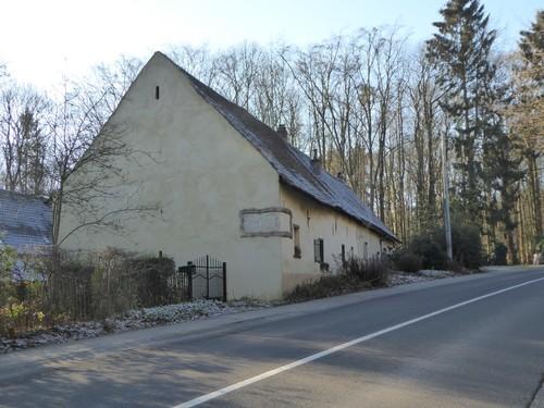 Beersel Dworp Krabbosstraat 109-113  estaminet in de heidebloem