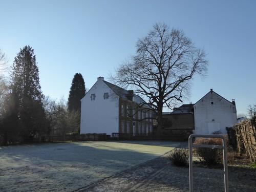 Beerstel Dworp Vroenenbosstraat 5 Pastorie Sint-Goriksparochie
