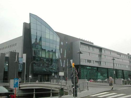 Kortrijk Reepkaai Zonder Nummer Ziekenhuis