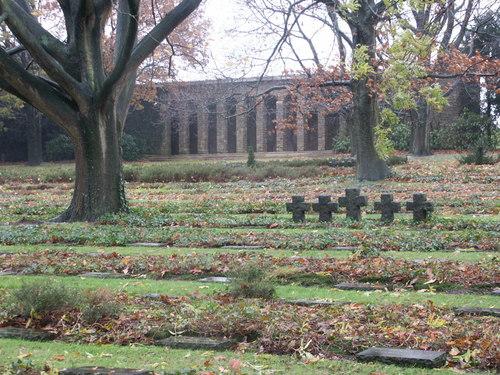 Hooglede BP Duitse militaire begraafplaats