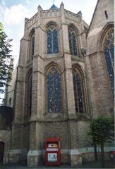 Decanale kerk Sint-Niklaas