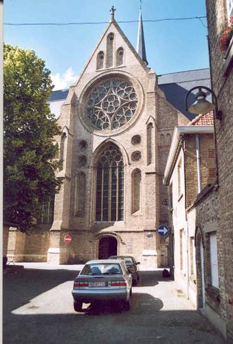 Diksmuide Sint-Niklaasstraat 14