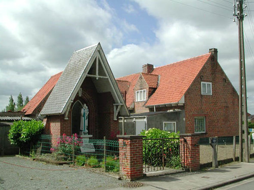 Diksmuide Tuinwijk zonder nummer kapel