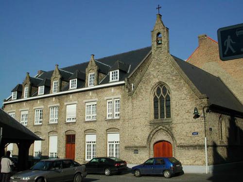 Diksmuide Vismarkt 6 klooster
