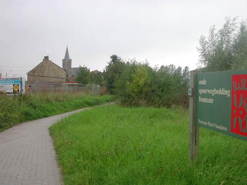 Spoorwegberm Nieuwpoort - Diksmuide