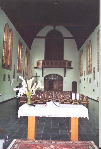 Diksmuide Kaaskerkestraat 103 parochiekerk