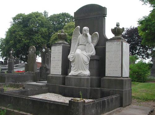 Diksmuide Oude Dorpsstraat zonder nummer begraafplaats