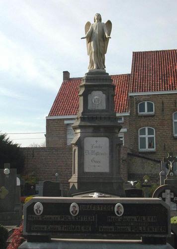 Diksmuide Leke Kerkomgangstraat zonder nummer