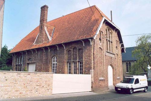Diksmuide Kerkomgangstraat zonder nummer Sint-Jozefszaal