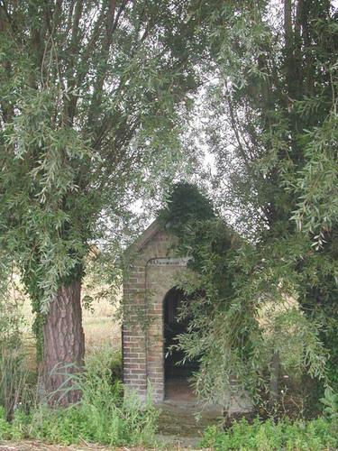 Diksmuide Oude Zeedijk 7 kapel