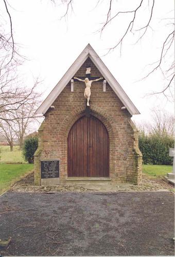 Diksmuide Oostkerke Cayennestraat zonder nummer kapel