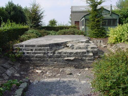 Mesen: Nieuwzeelandpark: Bun1Dts betonblokken